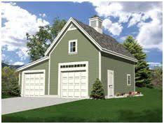 Three Car Garage With Apartment Plans 3 Car Garage Plans With Loft 1208 1b Garage Ideas Pinterest