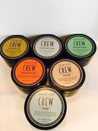 Pomade Import american crew clay grooming forming defining paste