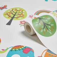 kids u0027 decor children u0027s wallpaper u0026 wall art diy at b u0026q