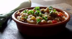 cuisine plat plat végétarien géorgien ajapsandali la tendresse en cuisine