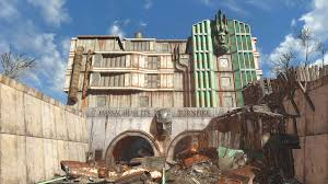 Mass Pike Exits Map Mass Pike Tunnel West The Vault Fallout Wiki Fallout 4
