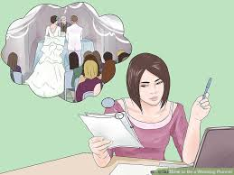to be wedding planner how to be a wedding planner with pictures wikihow