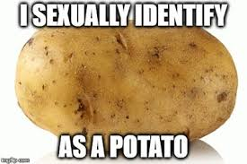 Meme Potato - i sexually identify as a potato meme by river red blush on deviantart