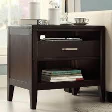 Espresso Accent Table Espresso Accent Table Facil Furniture