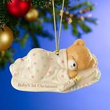 lenox ornaments personalized baby boy s 1st giraffe