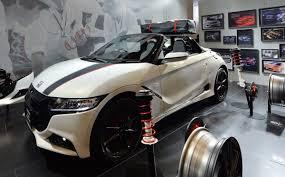 honda custom car 2016 tokyo auto salon car show