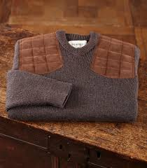 shooting sweater s v neck marled shooting sweater