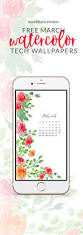 Watercolor Wallpaper For Walls by Free March Watercolor Wallpapers Inkstruck Studio