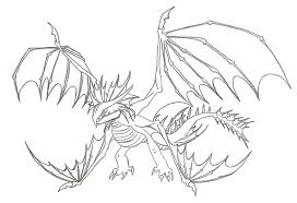 download coloring pages train dragon coloring pages