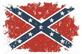 Confederate States Flags Confederate Rebel Flag Grunge Royalty Free Cliparts Vectors And