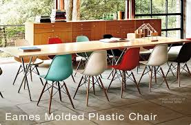 Molded Dining Chairs The 30 Coolest Dining Chairs For Your Kitchen Modern Digs Llc