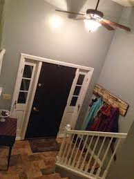 the dabbling crafter ugly house renovation entryway reveal