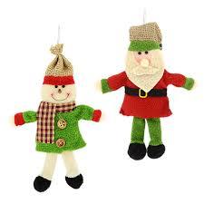 bulk house plush character ornaments at