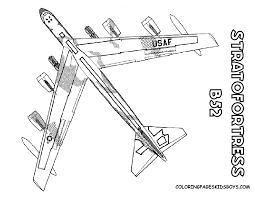 coloring pages planes coloring