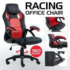 desk chair desk chair ebay gaming computer swivel chesterfield