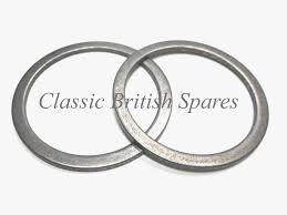 triumph 500 650 front fork inner damper alloy sleeve 97 1896a 1965 74