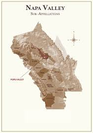 Wisconsin Wineries Map by Pope Valley Napa Valley Region Rutherford Hill Winery