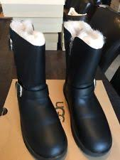 ugg womens grandle boots ugg australia grandle womens black boots size 11 waterproof