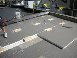 water managed roof u2013 re roofing and adding insulation over a flat