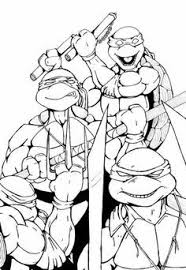 ninja turtle coloring pages ninja turtles 1 coloring