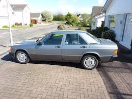 mercedes benz 190e automatic in ayr south ayrshire gumtree