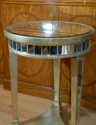 Mirrored Tables Furniture Mirrored Table Target Hexagonal Coffee Table