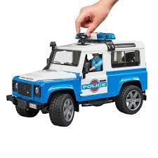 indian police jeep buy bruder land rover defender police car with policeman online at