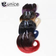 pictures of black ombre body wave curls bob hairstyles ombre bob hairstyle synthetic body wave short hair weave 8 inch dark