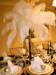 great gatsby centerpieces great gatsby party decorations a great gatsby party would be