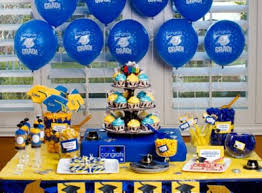 school graduation party ideas school colors grad party ideas senior high and moving ahead