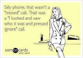 Funny Meme Cards - that wasnt a missed call funny meme funny memes