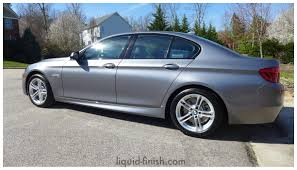 bmw space grey car opticoat 2014 bmw 528 space grey protection