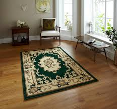 Stylerug by Machine Made Traditional Floral Style Rug 100 Polypropylene