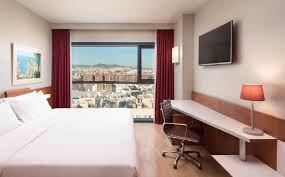 chambre a barcelone chambre preferred four points by sheraton barcelone