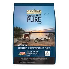 canidae grain free pure sky dog food petco