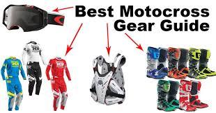 motocross gear best motocross gear our top pics