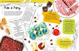 this cookbook is gross revolting recipes to freak out your