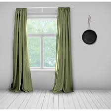 Luxury Linen Curtains Best 25 Green Curtains Ideas On Pinterest Green Curtains For