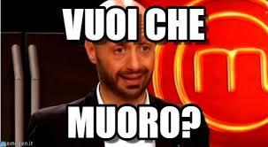 Masterchef Meme - vuoi che joe bastianich masterchef meme on memegen