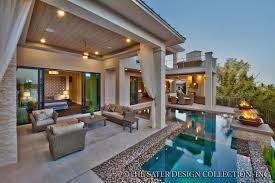 outdoor living house plans house plans with indoor outdoor living house style ideas