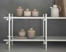 White Wire Shelving Unit by Interior White Wire Shelving Open Storage Shelves Custom Made