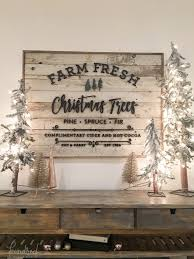 farm fresh christmas trees sign u2026 pinteres u2026