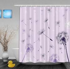 Grey Bathroom Curtains Favorable Fabric Shower Curtains Glass Window Corner Table