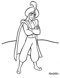 aladdin 96 animation movies u2013 printable coloring pages