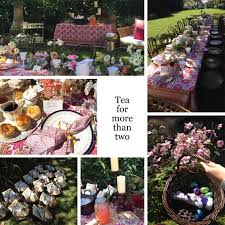 style perfect afternoon tea party decor