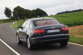 audi a6 saloon review 2004 2011 parkers