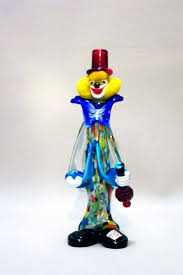 23 best vetro di murano clowns images on clowns