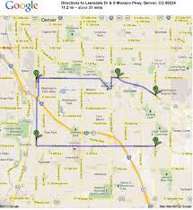 Denver Terminal B Map 2012 April U2013 Elbert County Forum