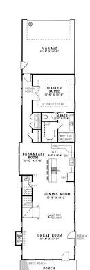 narrow house plans with garage duplex house plan to narrow lot 2 bed plans