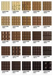 choctone chocolate tone of pantone o tono de chocolate de la